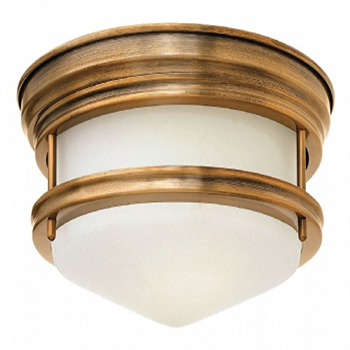 Hinkley-3302BR-GU24-Restoration-Two-Light-Flush-Mount-from-Hadley-collection-in-BronzeDarkfinish-0