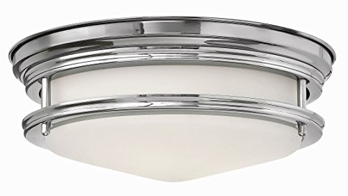 Hinkley-3302CM-GU24-Restoration-Two-Light-Flush-Mount-from-Hadley-collection-in-Chrome-Pol-Ncklfinish-0