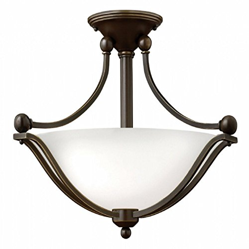 Hinkley-4651OB-OP-GU24-Transitional-Two-Light-Semi-Flush-Mount-from-Bolla-collection-in-BronzeDarkfinish-0