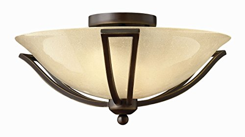 Hinkley-4660OB-GU24-Transitional-Two-Light-Flush-Mount-from-Bolla-collection-in-BronzeDarkfinish-0
