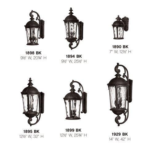 Hinkley-Lighting-1929RK-LED-Windsor-2-Light-Extra-Large-Outdoor-Wall-MountRiver-0-0