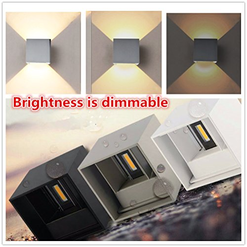 INHDBOX-Dimmable-Outdoor-Wall-Sconces-Adjustable-Waterproof-Wall-Lamps-LED-Aluminum-85-265V-Exterior-Lights-0