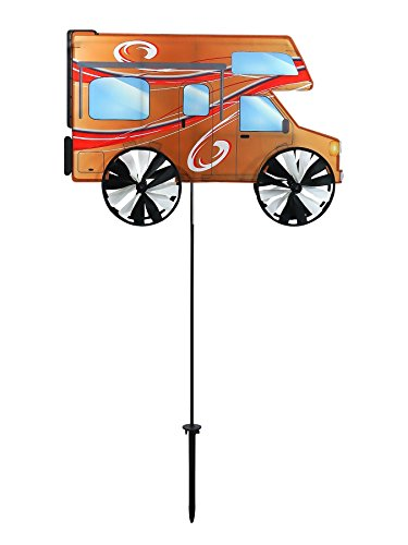 In-the-Breeze-24-Inch-Motorhome-Spinner-Camping-Wind-Spinner-for-Your-Yard-and-Garden-0