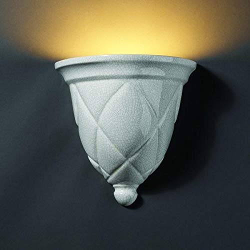 Justice-Design-CER-1555W-SLHY-Supreme-Outdoor-Sconce-Choose-Finish-Harvest-Yellow-Slate-Finish-Textured-Faux-0