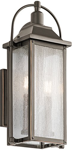 Kichler-49714OZ-Two-Light-Outdoor-Wall-Mount-0