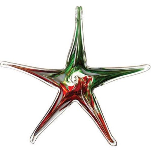 Kitras-6-Inch-Holiday-Starfish-Art-Glass-0