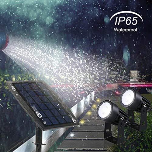 LED-Landscape-Solar-Lights-Waterproof-Outdoor-Solar-Spotlight-for-Backyard-Driveway-Patio-Gardens-LawnDusk-to-Dawn-Auto-On-Off-0-2