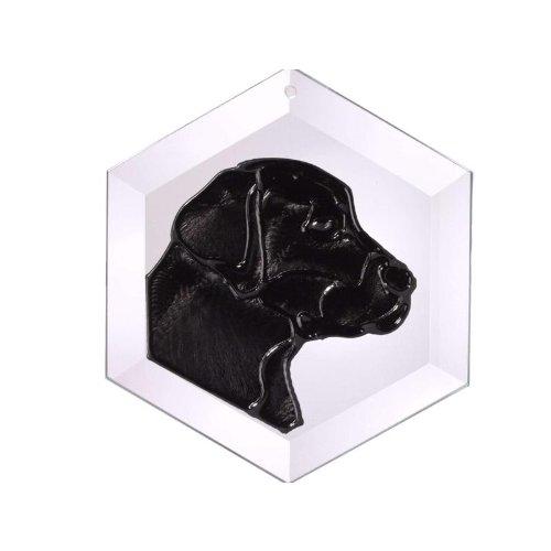 Labrador-Retriever-I-Black-Painted-Glass-Suncatcher-Ew-131B-0