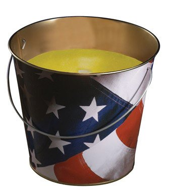 Lamplight-Farms-1408203-Candle-Citronlla-Us-Flag-PACK-OF-6-0