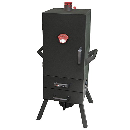 Landmann-34-in-Charcoal-Easy-Access-2-Drawer-Vertical-Smoker-0