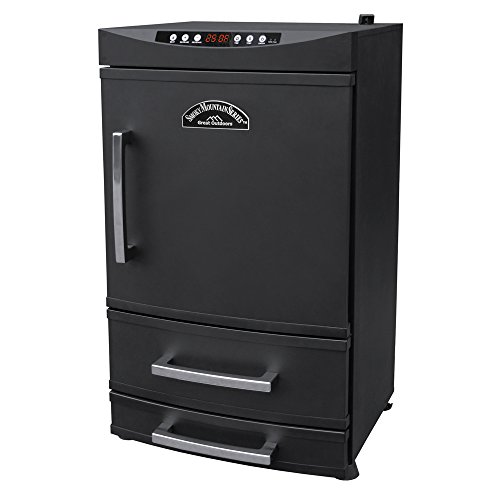 Landmann-Smoky-Mountain-32970-Electric-Smoker-with-2-Drawer-Access-32-Inch-0