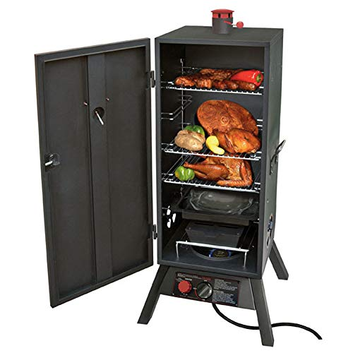 Landmann-USA-3695GD-Smoky-Mountain-Vertical-Gas-Smoker-36-Inch-0-0