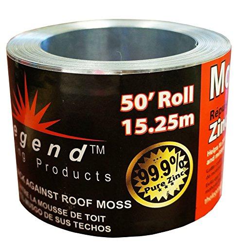 Legend-Roofing-Products-Zinc-Strip-Moss-Preventer-2-58-x-50-Feet-0