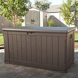 Lifetime-Outdoor-Deck-Storage-Box-116-Gallon-Brown-0