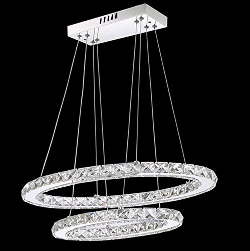LightInTheBox-Dimmable-LED-Crystal-Oval-Pendant-Lights-Lamps-Fixtures-Galaxy-Crystalline-Light-2-Ring-Indoor-Cristal-Lighting-Modern-Lustre-Lamps-with-Remote-Control-0-1
