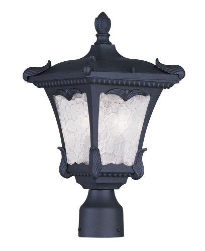 Livex-Lighting-7984-58-Millstone-2-Light-Outdoor-Post-HeadImperial-Bronze-0