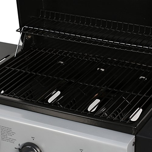 MASTER-COOK-Classic-Liquid-Propane-Gas-Grill-3-Bunner-with-Folding-Table-Black-0-1