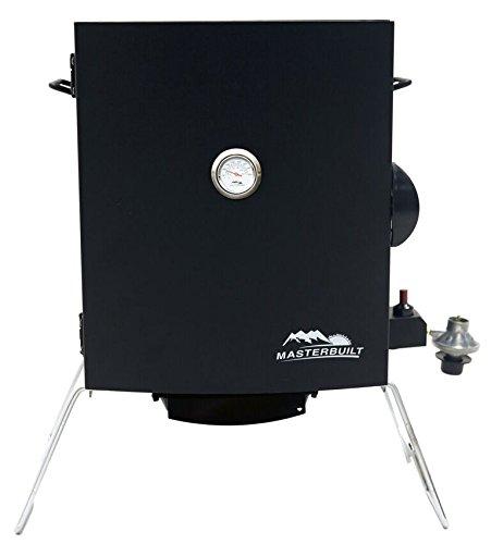Masterbuilt-20050116-Patio-2-Portable-Propane-Smoker-Black-0