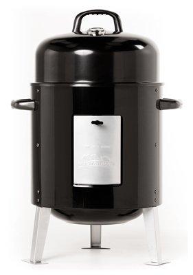 Masterbuilt-20060116-Charcoal-Bullet-Smoker-0