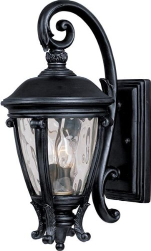 Maxim-Lighting-41424WGBK-Camden-Outdoor-Sconce-0