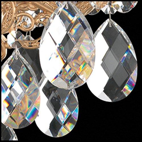 Milano-2-Light-Chandelier-in-Heirloom-Bronze-with-Golden-Shadow-Crystals-From-Swarovski-0-1