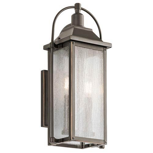 Mill-Mason-Harleton-Olde-Bronze-Two-Light-Outdoor-Wall-Mount-0