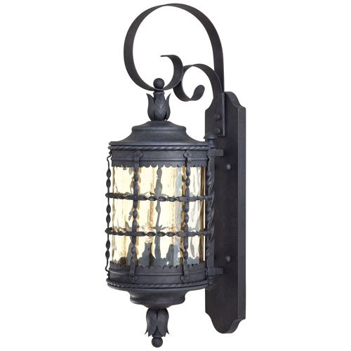 Mill-Mason-Kingswood-Iron-Two-Light-Outdoor-Lantern-Wall-Sconce-0