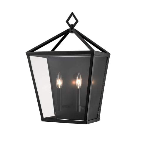 Millennium-Lighting-2532-2-Light-20-Tall-Outdoor-Wall-Sconce-Powder-Coat-Black-0