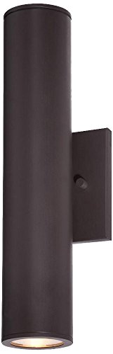 Minka-Lavery-72502-615B-L-1-Light-Skyline-Tested-LED-Wall-Bracket-3-Dorian-Bronze-Finish-0