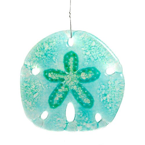 Modern-Artisans-Sand-Dollar-Fused-Glass-Sun-Catcher-Handmade-in-USA-0