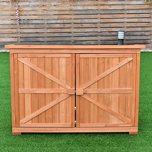 Modern-Outdoor-Fir-Wood-Wooden-Shed-0-0