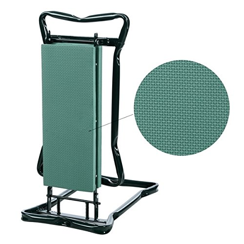Multifunction-Garden-Foldable-Padded-Kneeler-Seat-Bench-with-2-Tool-Pouches-0-1