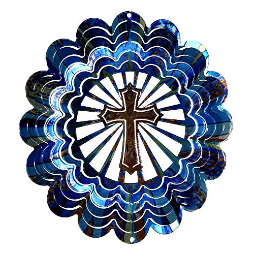 Next-Innovations-Kaleidoscope-Cross-Wind-Spinner-0