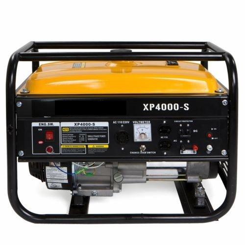 Nikkycozie-Portable-Gasoline-Electric-Gas-Generator-4000-Watt-Power-120v240v-4-Stroke-0