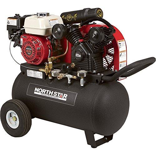 NorthStar-Portable-Gas-Powered-Air-Compressor-Honda-163cc-OHV-Engine-20-Gal-Horizontal-Tank-137-CFM–90-PSI-0-1