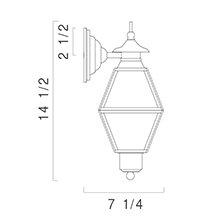 Norwell-Lighting-1063-VE-BE-Finish-VERDE-VE-with-Beveled-Glass-NOT-BLACK-finish-0-0