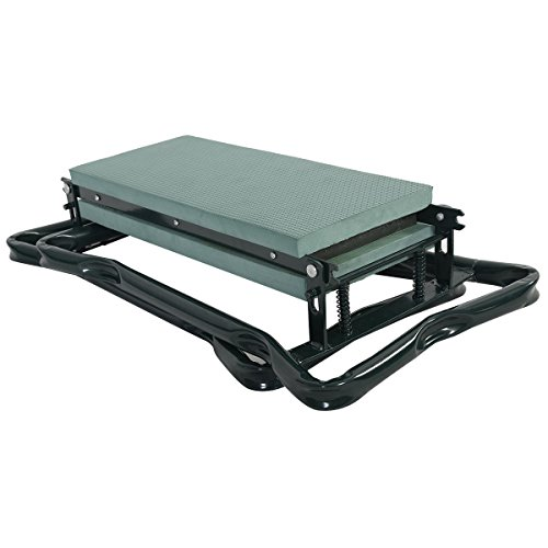 OnlineMartz-Folding-Sturdy-Garden-Kneeler-Gardener-Kneeling-Pad-and-Cushion-Seat-Knee-Pad-Seat-0-0