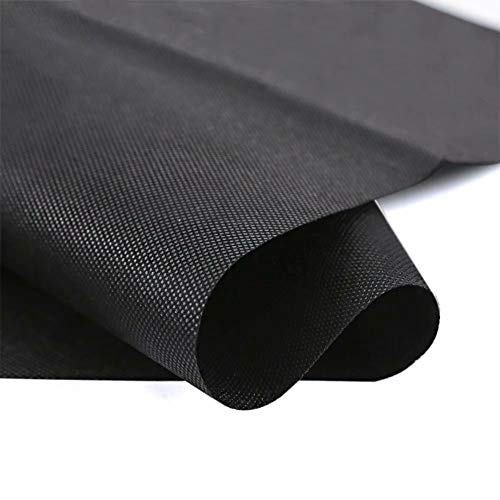 OriginA-23Oz-Premium-Weed-Control-Fabric-Ground-Cover-Weed-Barrier-Eco-Friendly-for-Vegetable-Garden-LandscapeNon-Woven-Fabric3x150ftBlack-0-1