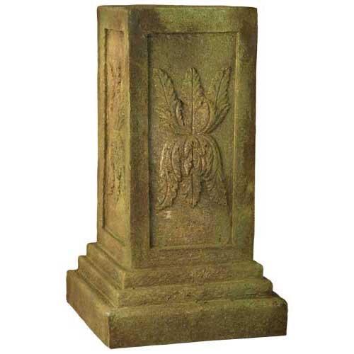OrlandiStatuary-FS35035VER-Julian-Square-Pedestal-25-Garden-Statue-0