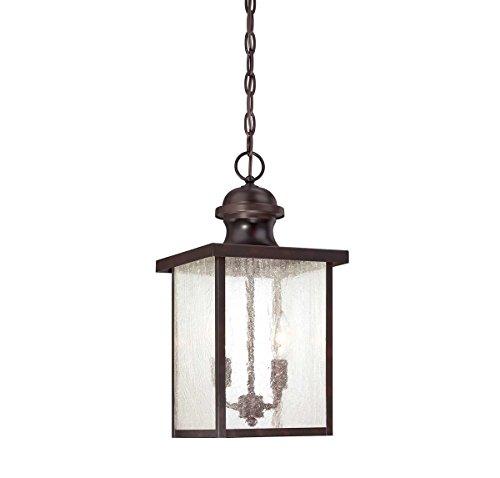 Outdoor-Pendant-2-Light-with-English-Bronze-Finish-Candelabra-Bulbs-9-inch-80-Watts-0