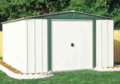 Outdoor-Storage-Shed-Tool-6-x-5-Ft-Steel-Eggshell-0