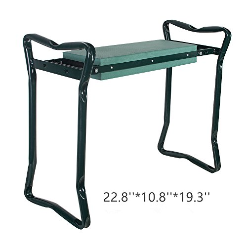 Ovovo-Garden-Kneeler-Bench-Garden-Kneeler-and-Seat-with-Thick-Soft-EVA-Foam-Knee-Pad-Cushion-Portable-Folding-Sturdy-Stool-Bench-Chair-0-0