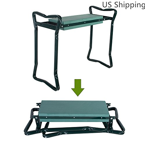 Ovovo-Garden-Kneeler-Bench-Garden-Kneeler-and-Seat-with-Thick-Soft-EVA-Foam-Knee-Pad-Cushion-Portable-Folding-Sturdy-Stool-Bench-Chair-0