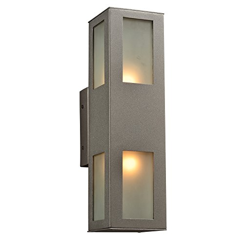 PLC-Lighting-8041-BZ-Tessa-Collection-2-Light-Outdoor-Fixture-0