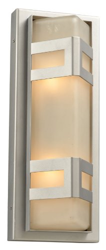 PLC-Lighting-8043-SL-Sasha-Collection-2-Light-Outdoor-Fixture-0
