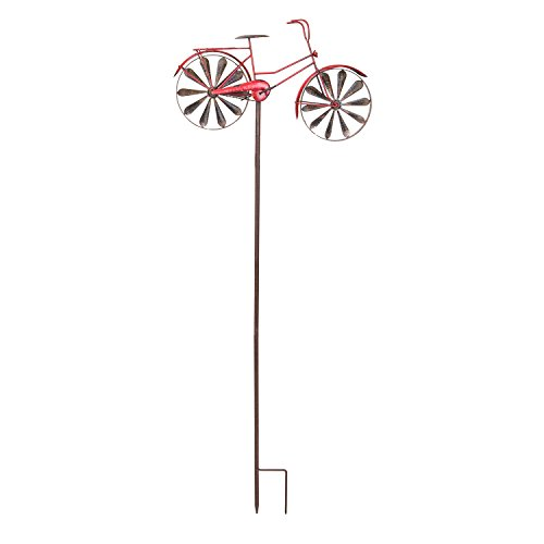 Panacea-Products-52-Red-Bicycle-Spinner-0