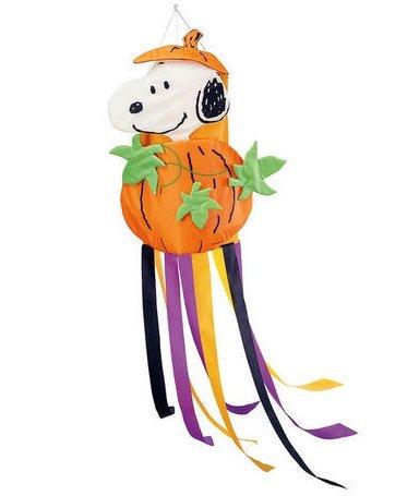 Peanuts-Snoopy-Halloween-Pumpkin-Fall-Windsock-0