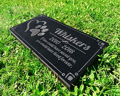 Pet-Grave-Marker-Personalized-Dog-Paw-Heart-Pet-Headstones-Custom-Engraved-Absolute-Black-Granite-Garden-Plaque-Engraved-with-Dog-Cat-Name-Dates-0-1