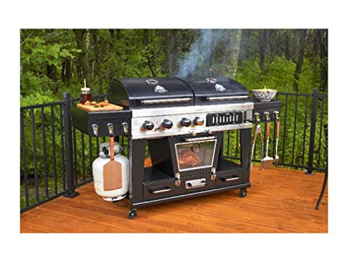 Pit-Boss-Memphis-Ultimate-4-in-1-LP-Gas-Charcoal-Smoker-0-0