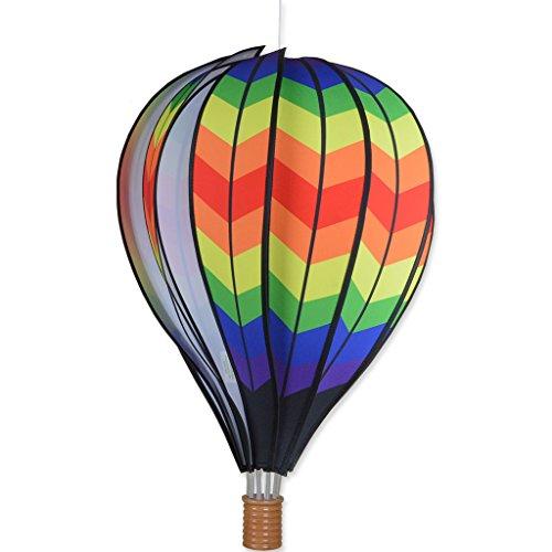 Premier-Kites-22-in-Hot-Air-Balloon-Double-Chevron-Rainbow-0
